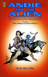 Andie and the Alien #[nn] (2011)