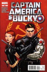 Captain America and Bucky #624 (2011)