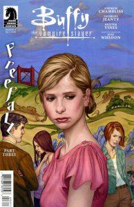 Buffy the Vampire Slayer Season 9 #3 (2011)