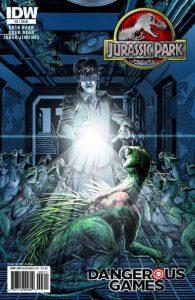 Jurassic Park: Dangerous Games #3 (2011)