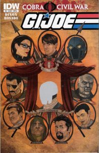 G.I. Joe Season 2 #8 (2011)
