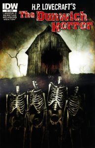 H.P. Lovecraft's: The Dunwich Horror #2 (2011)