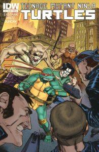 Teenage Mutant Ninja Turtles #4 (2011)
