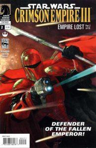 Star Wars: Crimson Empire III - Empire Lost #2 (2011)