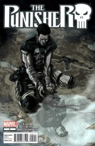 The Punisher #5 (2011)