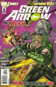 Green Arrow #3 (2011)