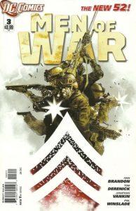 Men of War #3 (2011)
