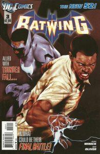 Batwing #3 (2011)