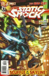 Static Shock #3 (2011)
