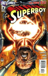 Superboy #3 (2011)