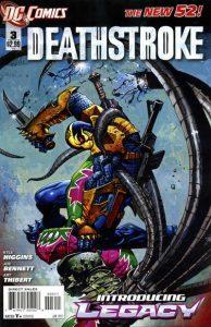 Deathstroke #3 (2011)