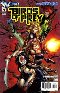 Birds of Prey #3 (2011)