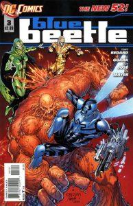 Blue Beetle #3 (2011)
