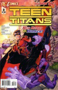Teen Titans #3 (2011)