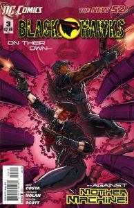 Blackhawks #3 (2011)