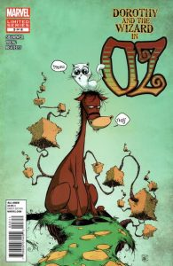 Dorothy & the Wizard in Oz #3 (2011)