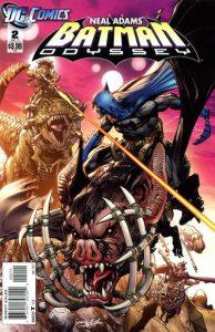 Batman: Odyssey #2 (2011)