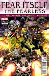 Fear Itself: The Fearless #3 (2011)
