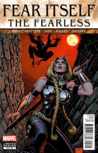 Fear Itself: The Fearless #2 (2011)