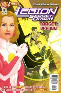 Legion: Secret Origin #2 (2011)