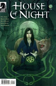 House of Night #1 (2011)