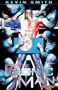 Bionic Man #4 (2011)