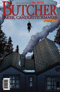 The Boys: Butcher, Baker, Candlestickmaker #5 (2011)