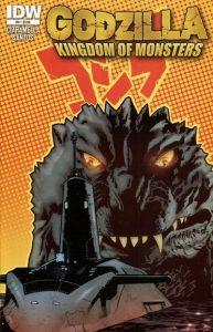 Godzilla: Kingdom of Monsters #9 (2011)