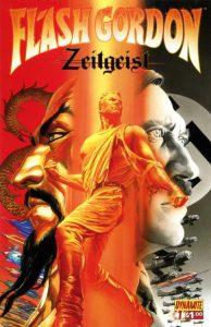 Flash Gordon: Zeitgeist #1 (2011)