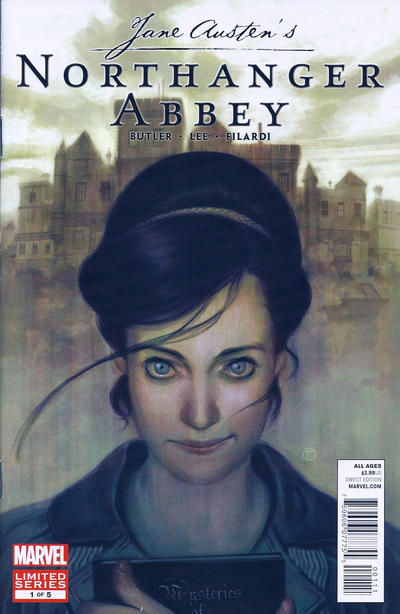 Northanger Abbey #1 (2011)