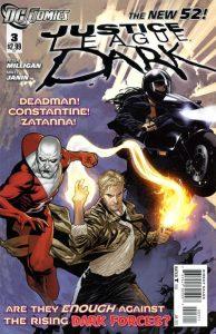 Justice League Dark #3 (2011)