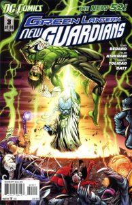 Green Lantern: New Guardians #3 (2011)