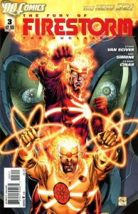 Fury of the Firestorms: The Nuclear Men #3 (2011)