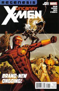 Uncanny X-Men #1 (2011)