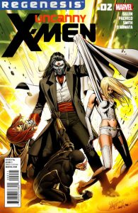 Uncanny X-Men #2 (2011)