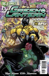 Green Lantern #3 (2011)