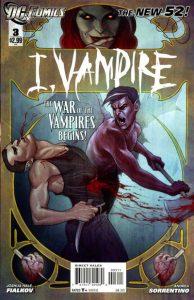 I, Vampire #3 (2011)