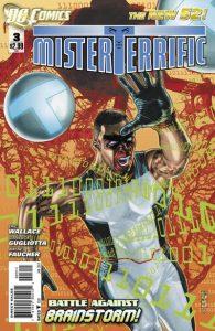 Mister Terrific #3 (2011)
