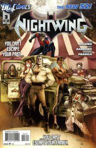 Nightwing #3 (2011)