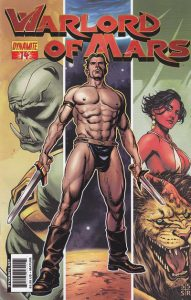 Warlord of Mars #14 (2011)