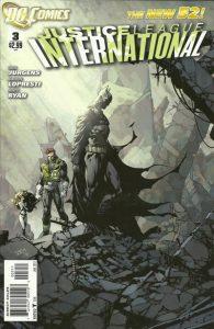 Justice League International #3 (2011)