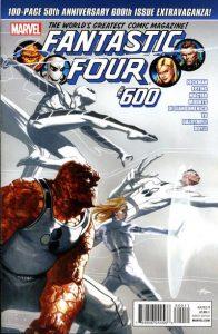 Fantastic Four #600 (2011)