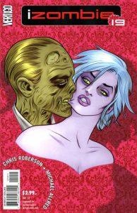 I, Zombie [iZombie] #19 (2011)