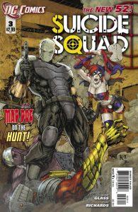 Suicide Squad #3 (2011)