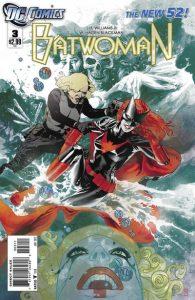 Batwoman #3 (2011)