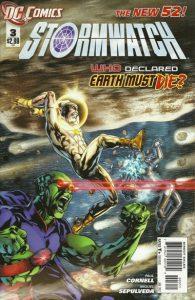 Stormwatch #3 (2011)