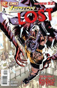 Legion Lost #3 (2011)