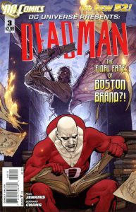 DC Universe Presents #3 (2011)