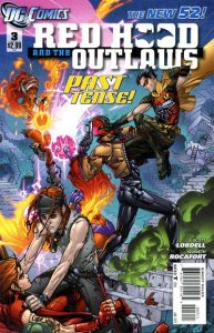 Red Hood and the Outlaws #3 (2011)