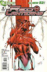 Red Lanterns #3 (2011)